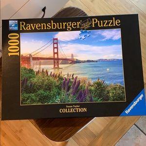 Ravensburger 1000 piece puzzle